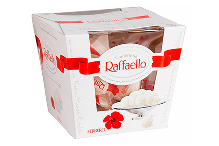 Рафаэлло Ферреро Raffaello Ferrero 150г