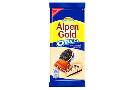 Alpen Gold OREO классический чизкейк (Альпен Гольд Орео)