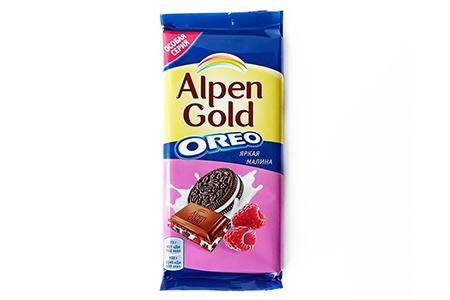 Alpen Gold Oreo малина (Альпен Гольд Орео)