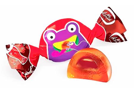 HM! со вкусом Cola (Кола) желейные неглазированные