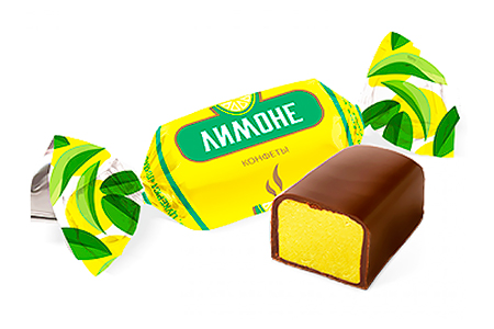 Лимоне от Konti (Конти) со вкусом лимона