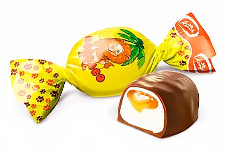 Шоколео от Konti (Конти) со вкусом сливок