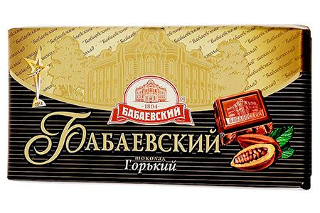 Бабаевский горький 55%