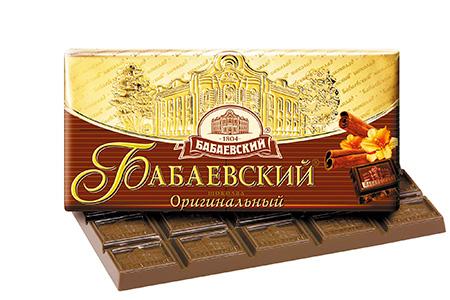 Бабаевский Оригинальный с корицей и ванилью (Классический)