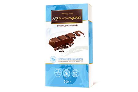 Молочный шоколад Коммунарка (Классический, Мишка на поляне, Красная шапочка, набор конфет)
