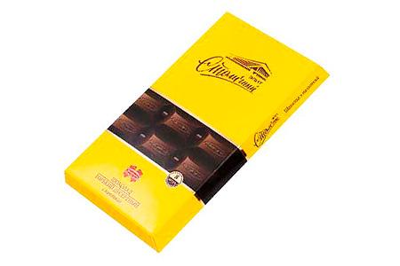 Шоколад Столичный с ликерной начинкой Коммунарка