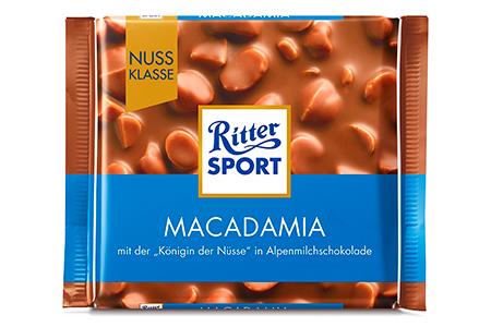 Ritter Sport macadamia (Риттер Спорт макадамия)