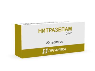 Инструкция по применению препарата Нитразепам (Радедорм), аналоги, стоимость